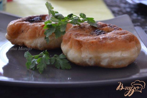 Рецепт Ароматные беляши