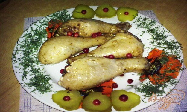 фото рецепта: Куриные ножки по-грузински