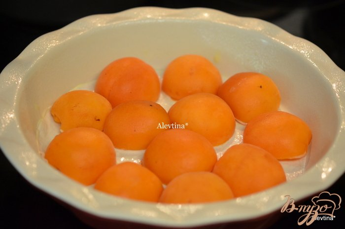 Фото приготовление рецепта: Кекс с абрикосами шаг №4