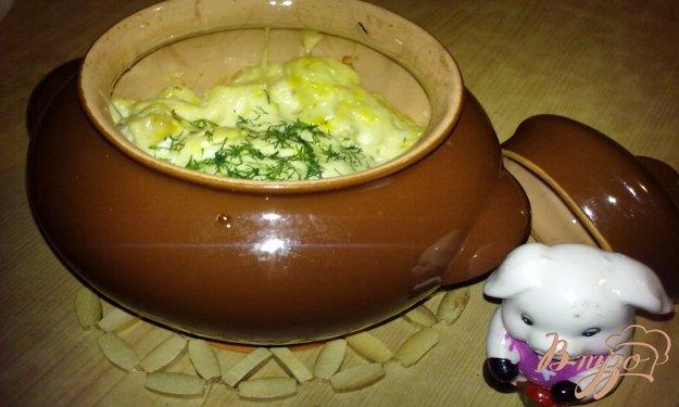 Рецепт Гратен с курицы