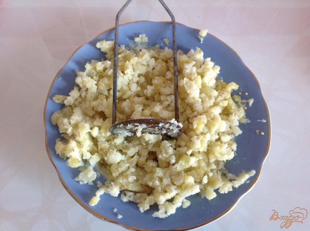 Фото приготовление рецепта: Капустняк со свежей капусты шаг №4