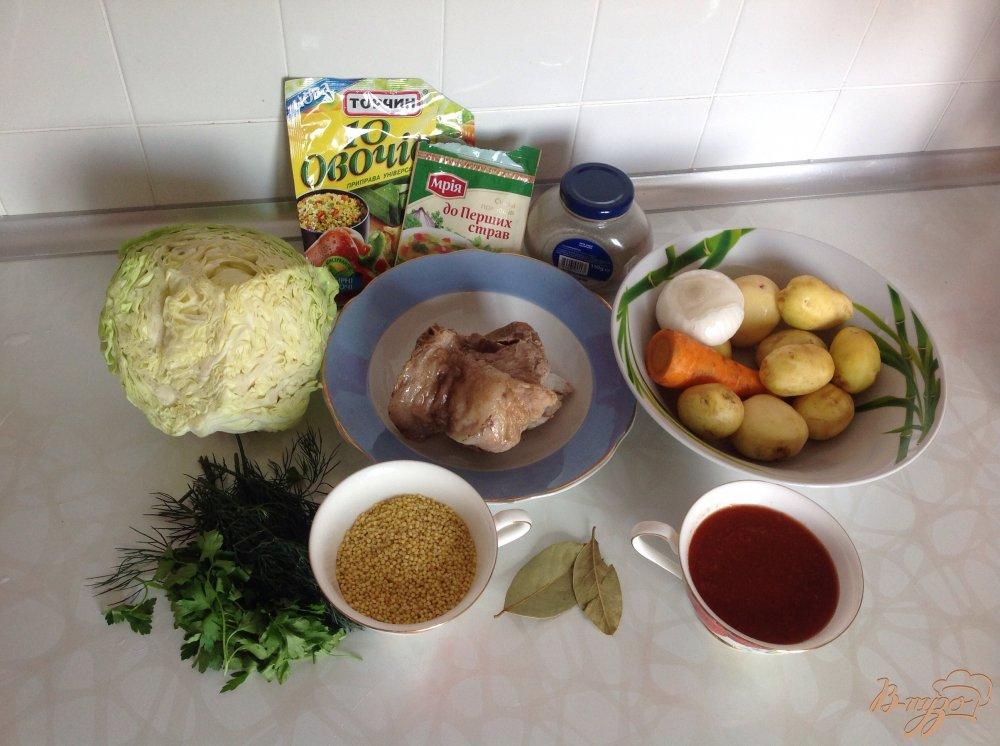 Фото приготовление рецепта: Капустняк со свежей капусты шаг №1