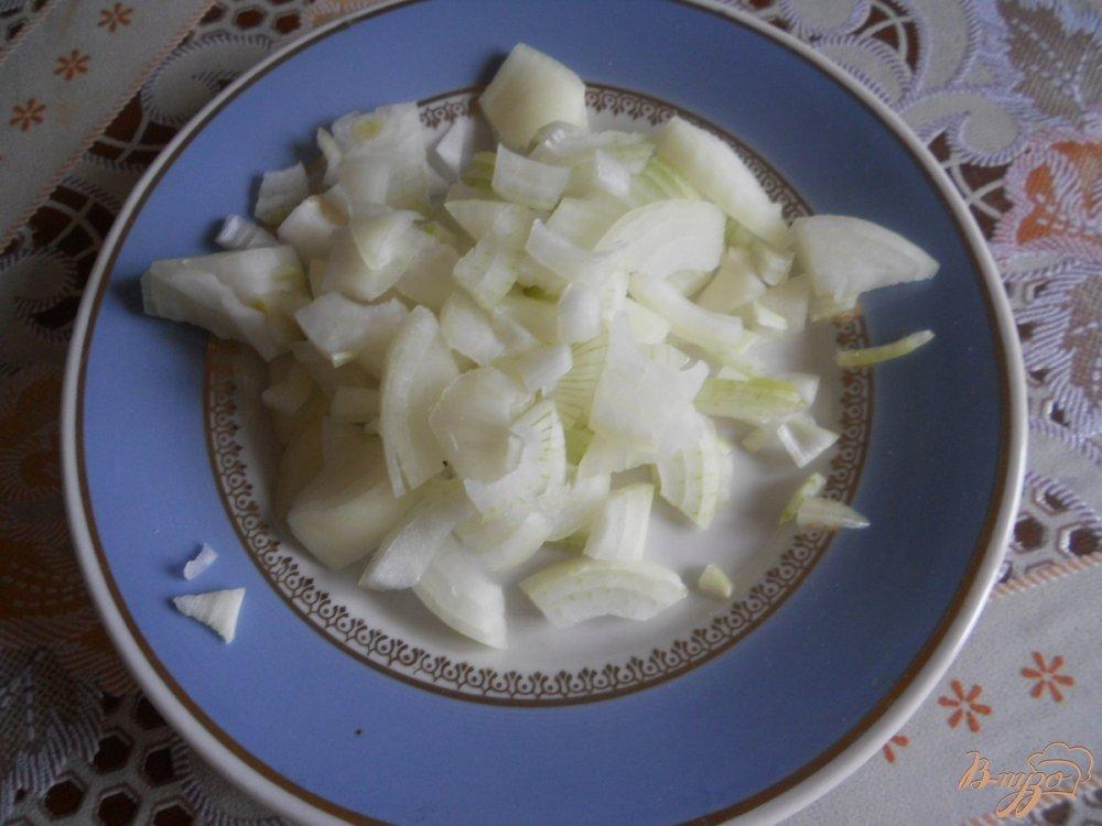 Фото приготовление рецепта: Супчик из горбуши шаг №3