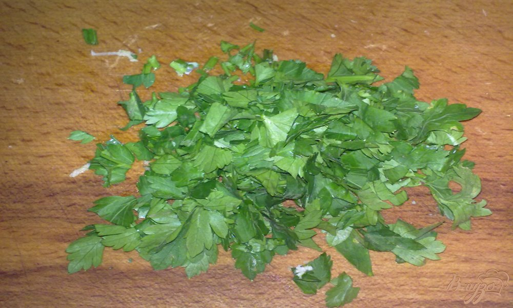 Фото приготовление рецепта: Чесночный картофель шаг №4