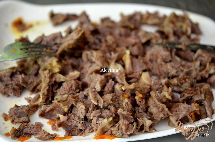 Фото приготовление рецепта: Щи из свежей капусты шаг №2