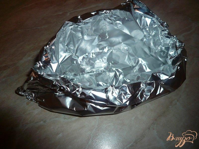Фото приготовление рецепта: Пастрома с яблоком шаг №6