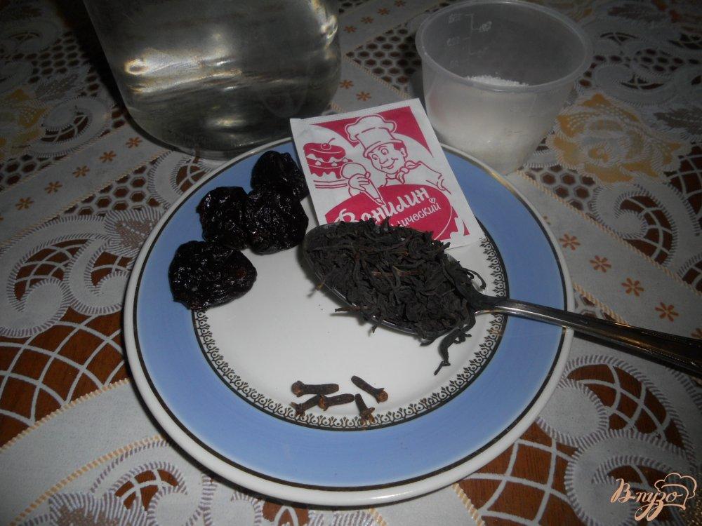 Фото приготовление рецепта: Домашняя настойка а-ля коньяк шаг №1
