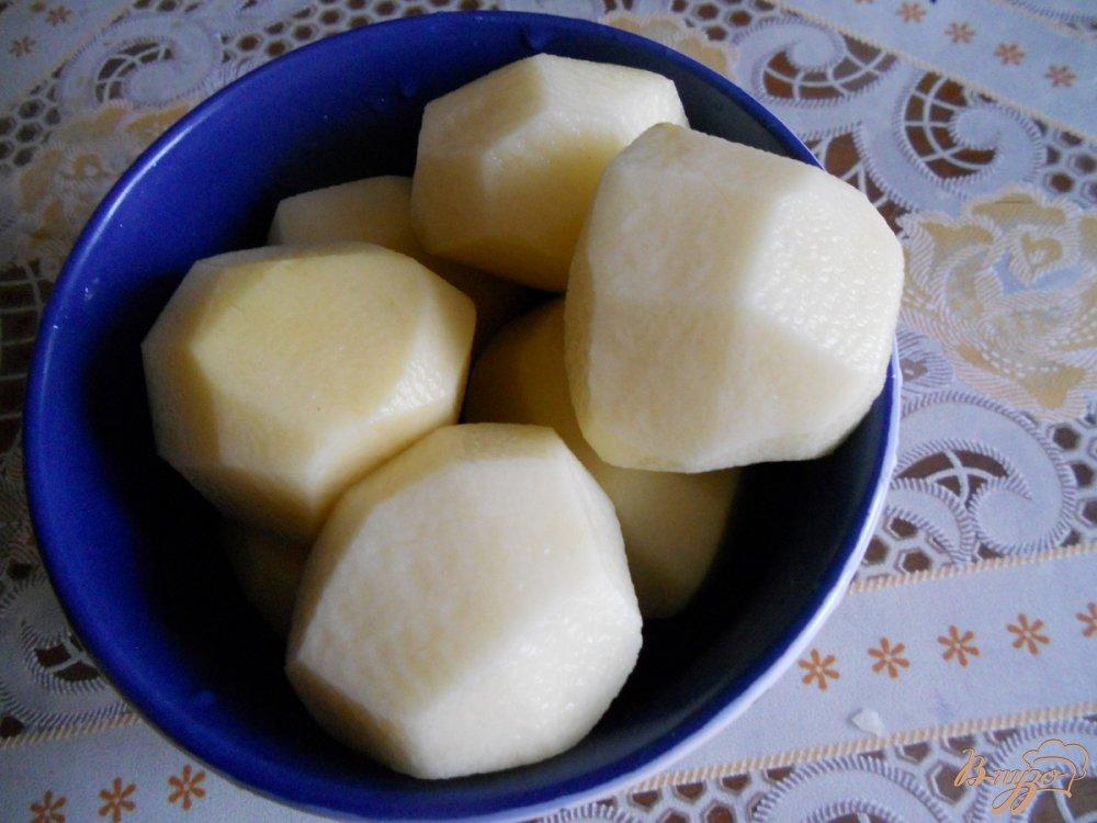 Фото приготовление рецепта: Щи зимние из квашеной капусты шаг №2