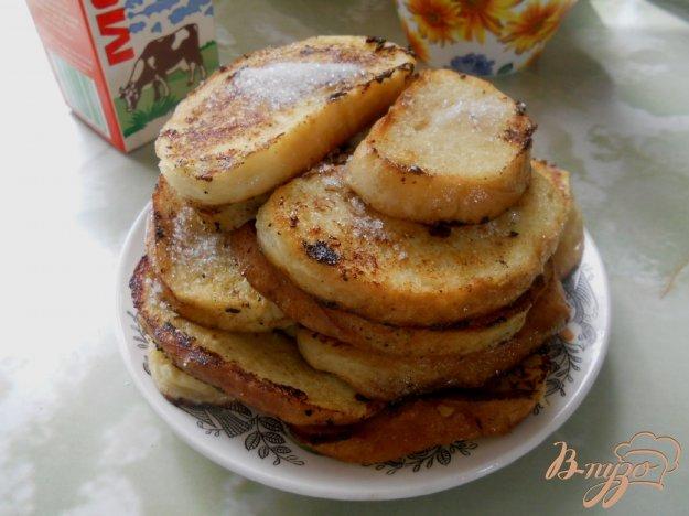 Рецепт Бабушкины гренки