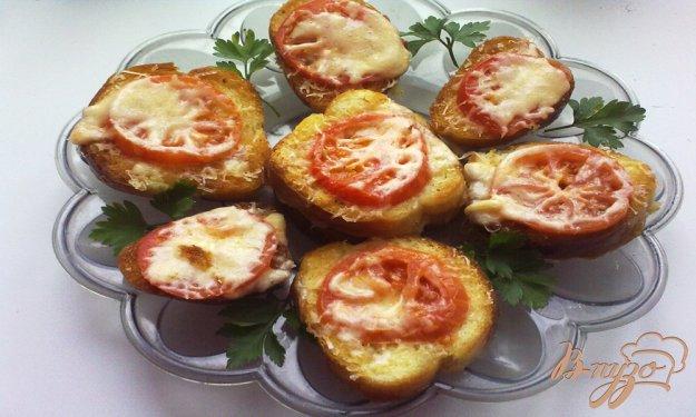 Рецепт Тартинки с сыром