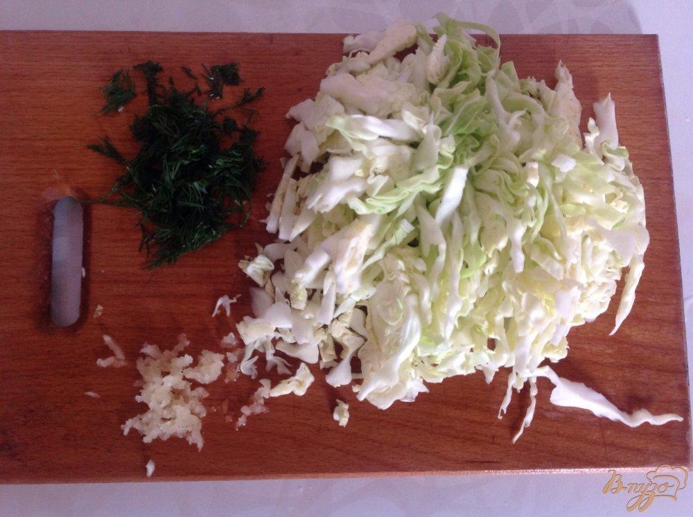 Фото приготовление рецепта: Борщ со свинными ребрышками шаг №6