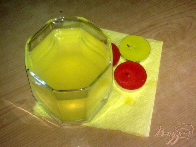 Рецепт Мандариновый напиток