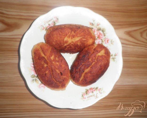 Рецепт Творожные пирожки с яблоками