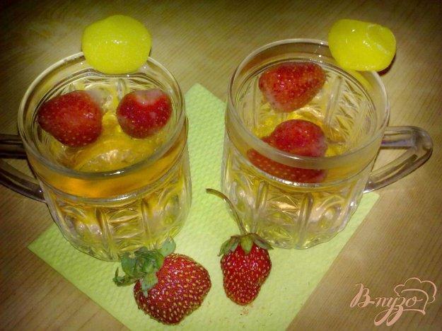 Рецепт Компот из ягод и кумквата