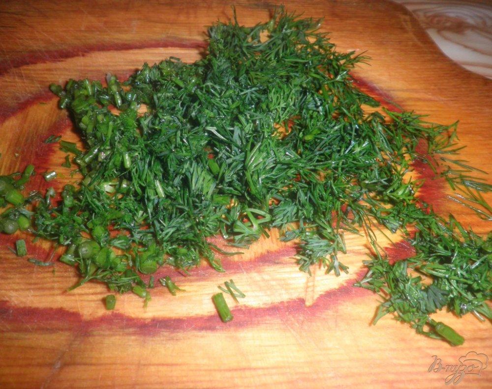 Фото приготовление рецепта: Освежающая окрошка шаг №6