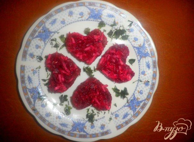 Рецепт Салат Рубиновый