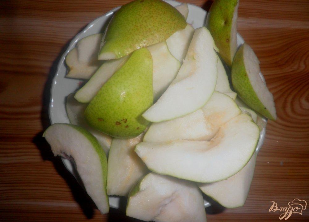Фото приготовление рецепта: Компот из груш на зиму шаг №2
