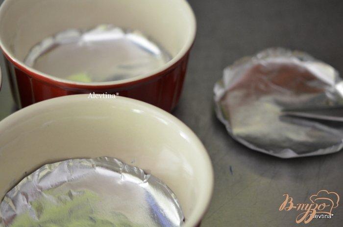 Фото приготовление рецепта: Десерт с рикоттой и свежей ягодой шаг №1
