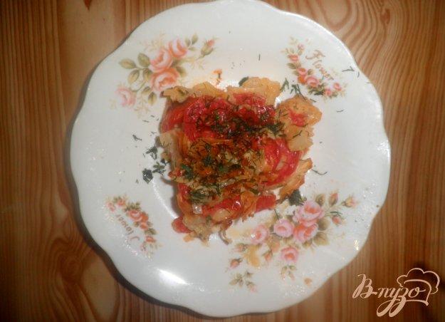 Рецепт Запеканка из цветной капусты с сыром и помидорами
