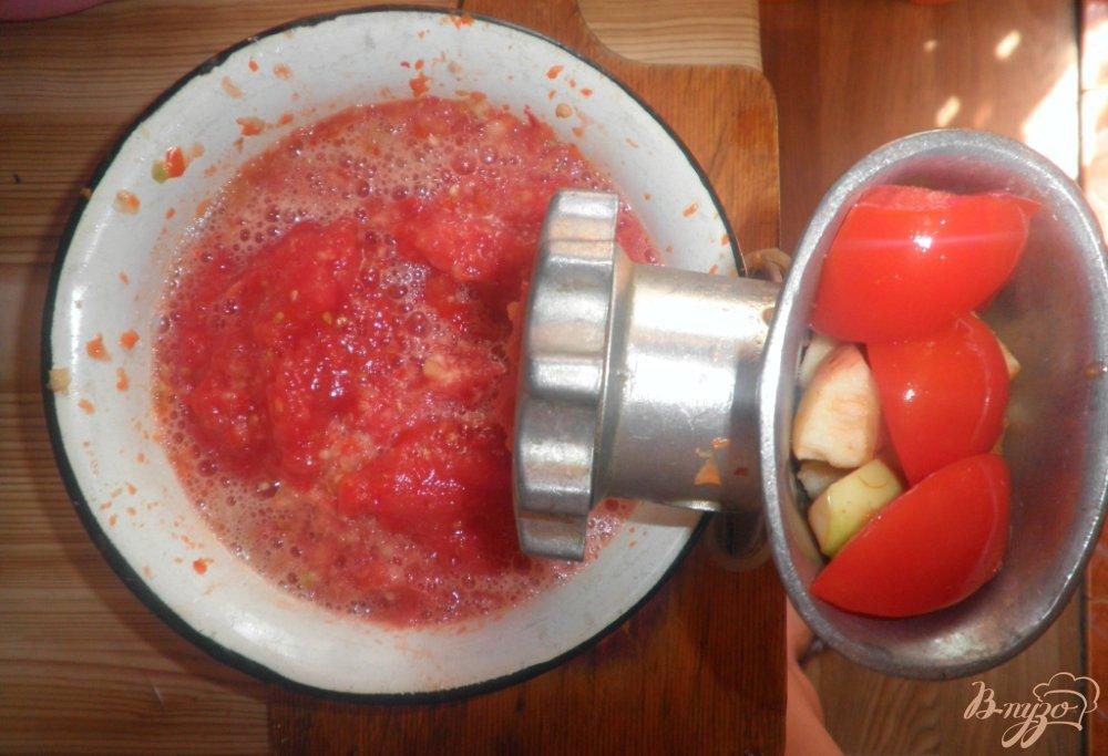 Фото приготовление рецепта: Аджика Огонек шаг №2