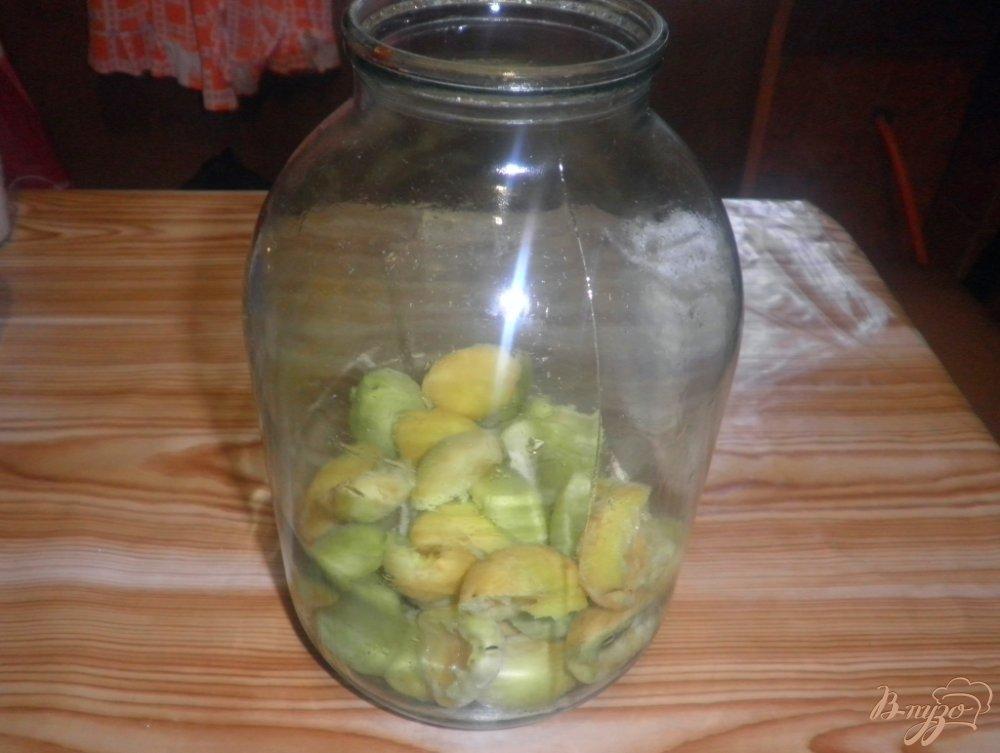 Фото приготовление рецепта: Ароматный компот на зиму шаг №1