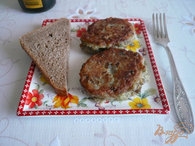 фото рецепта: Котлеты из гороха и чечевицы