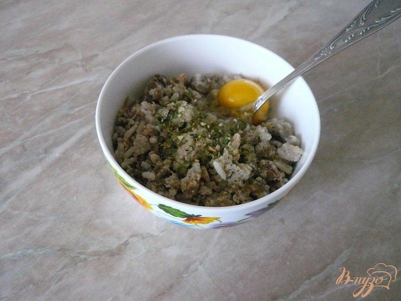 Фото приготовление рецепта: Котлеты из гороха и чечевицы шаг №2