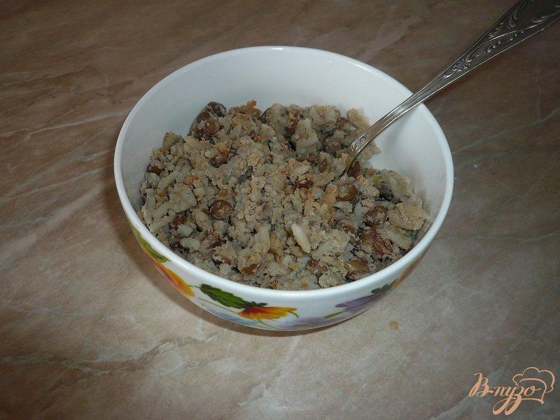 рецепт котлет из гороха и чечевицы