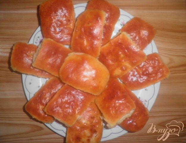 Рецепт Пирожки из дрожжевого теста с яблоками