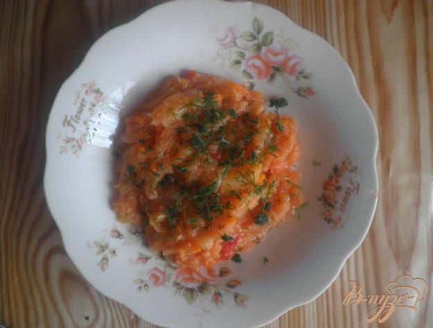 Рецепт Пикантное рагу