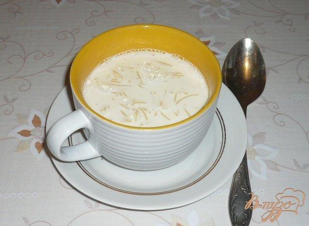 Рецепт Молочная лапша