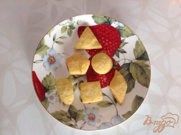 Рецепт Детское творожное печенье