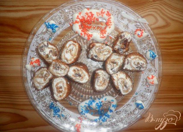 Рецепт Сладкие суши