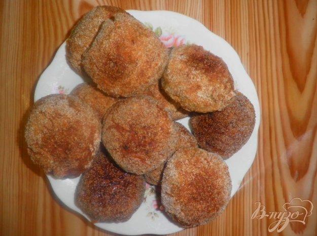 фото рецепта: Печеночные котлеты в духовке