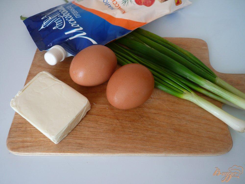 Фото приготовление рецепта: Салат к ужину шаг №1