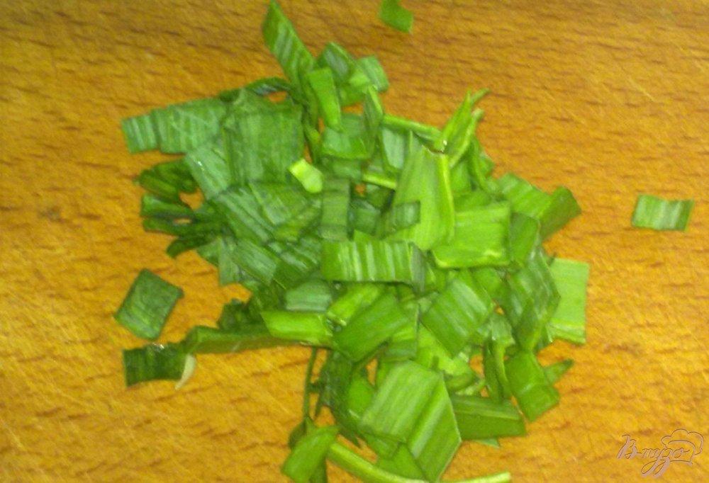Фото приготовление рецепта: Кексы капустные шаг №2