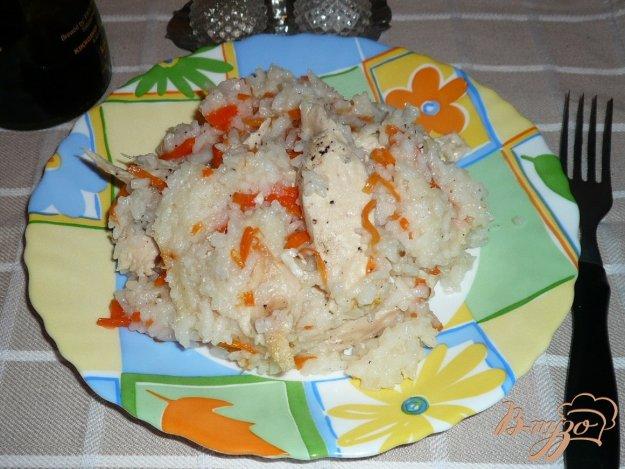 Рецепт Рисовая каша в мультиварке