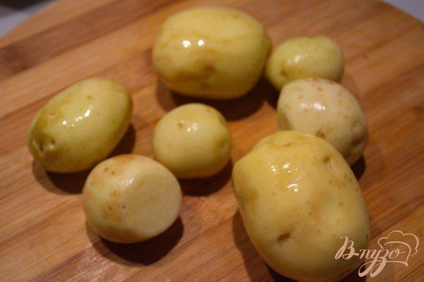 Драники из молодой картошки с рубленной курицей