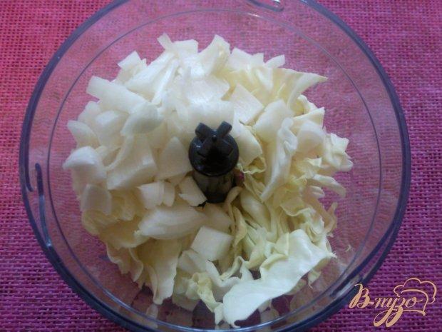 Котлеты сочные с капустой