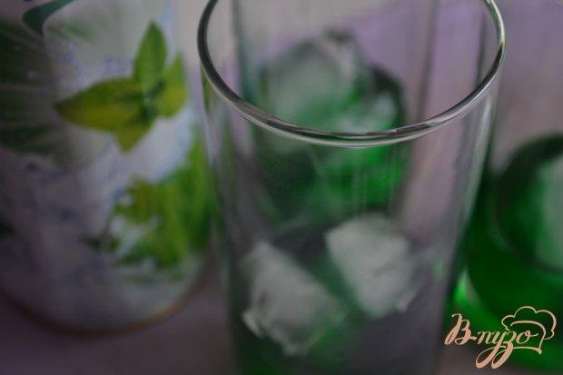 Мятный напиток с ромом