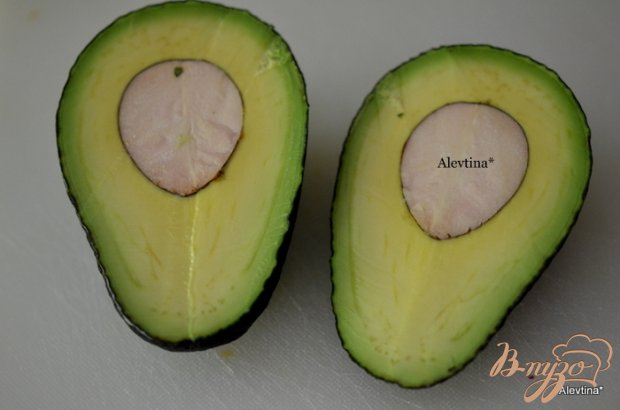 Гаспачо с авокадо
