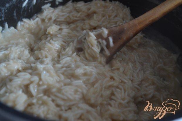 Рисовый гарнир с арахисовым вкусом