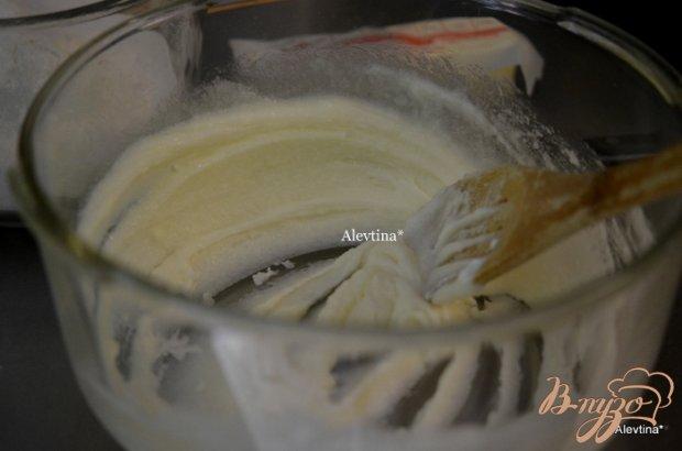 Кекс  с малиной и белыми шоколадными каплями