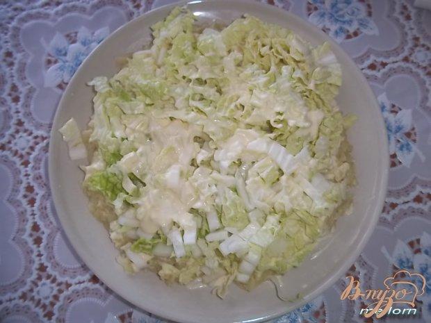 Салат сытный