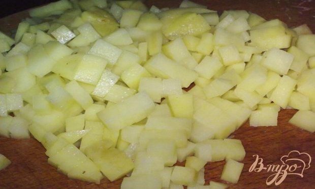 Мясо-овощные колобки