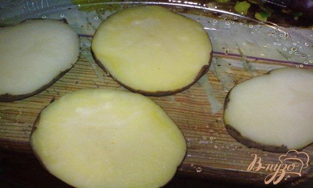 Чесночный картофель
