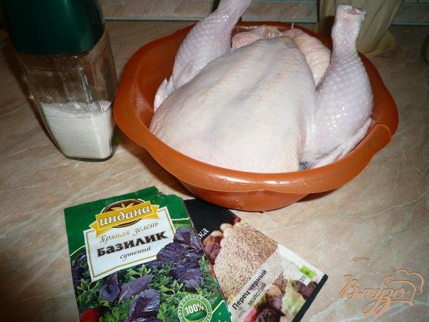 Курица в собственном соку