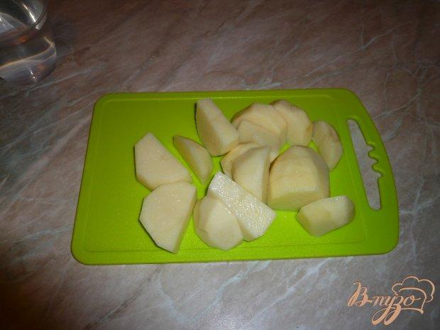 Овощная смесь с картофелем