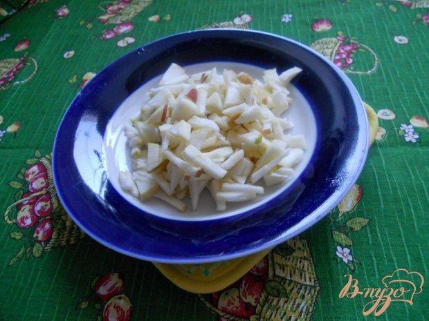 Салат зимний с сельдереем