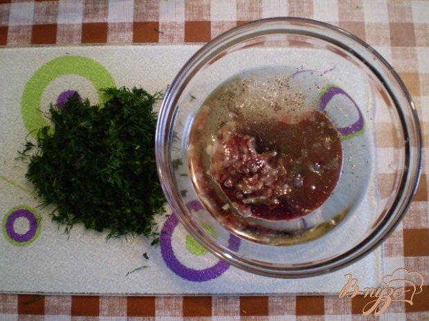 Маринованный кабачок